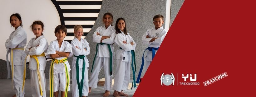 Eigene Taekwondo-Schule YU Taekwondo